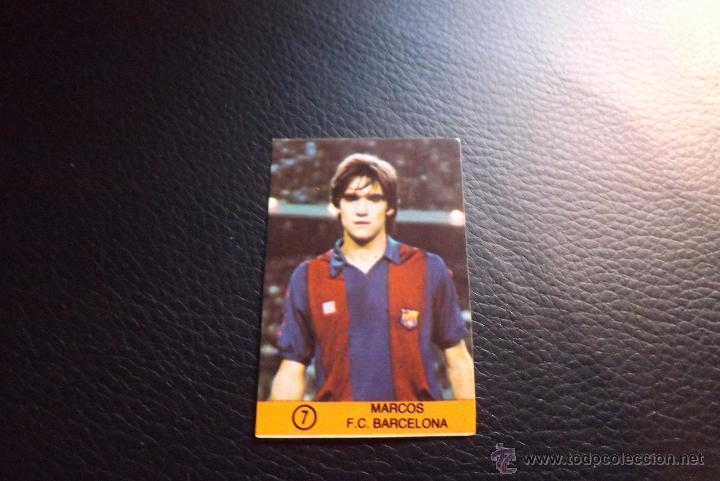 supercampeones coleccion gol- 1983 84 nº 7 marc - Comprar Cromos de ...
