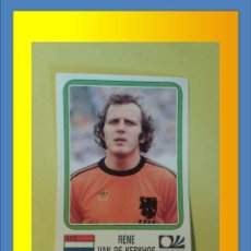 Cartes à collectionner de Football: CROMO DE LA COLECCIÓN: WORLD CUP STORY SONRICS. PANINI 1990. Nº 92. Lote 53395281