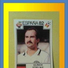 Cartes à collectionner de Football: CROMO DE LA COLECCIÓN: WORLD CUP STORY SONRICS. PANINI 1990. Nº 150. Lote 136056356