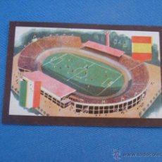 Cromos de Fútbol: CHOCOLATES TUPINAMBA CROMO DE FUTBOL PARTIDOS INTERNACIONALES SERIE A Nº 17. Lote 53442808