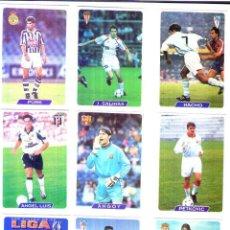 Cromos de Fútbol: FÚTBOL CROMO BONO COMODIN MUNDICROMO 1995 1996 ERROR. Lote 53483301