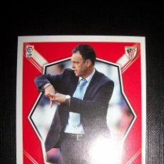 Cromos de Fútbol: JOAQUIN CAPARROS ENTRENADOR DEL ATHLETIC DE BILBAO ALBUM ESTE LIGA 2008 - 2009 ( 08 - 09 ). Lote 183398171