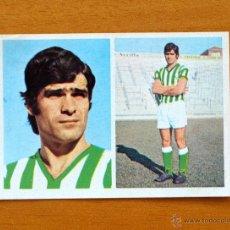 Cromos de Fútbol: BETIS - 110 BIOSCA - EDITORIAL FHER 1976-1977, 76-77. Lote 53688763
