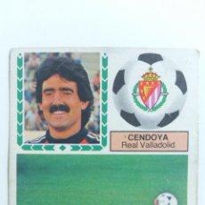 Cromos de Fútbol: CENDOYA LIGA 83-84 EDICIONES ESTE. NUNCA PEGADO. Lote 53779139