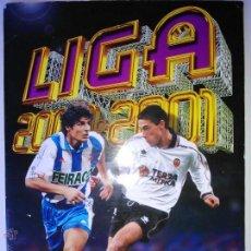 Cromos de Fútbol: CROMOS SUELTOS LIGA ESTE 2000 2001 00 01. Lote 54827258