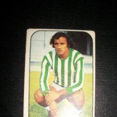 Cromos de Fútbol: MENDIETA DEL BETIS ALBUM ESTE LIGA 1976 - 1977 ( 76 - 77 ). Lote 53845077