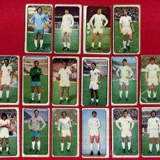 Cromos de Fútbol: LOTE 16 CROMOS FUTBOL, LIGA 77 78, 1977 1978 , VALENCIA , ESTE , NUNCA PEGADOS, ORIGINALES, C7. Lote 54327193