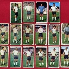 Cromos de Fútbol: LOTE 16 CROMOS FUTBOL, LIGA 77 78, 1977 1978 , SALAMANCA , ESTE , NUNCA PEGADOS, ORIGINALES, C12. Lote 54327578