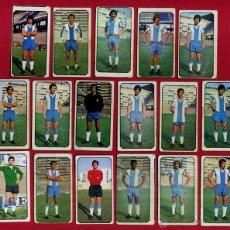 Cromos de Fútbol: LOTE 17 CROMOS FUTBOL, LIGA 77 78, 1977 1978 , ESPAÑOL , ESTE , NUNCA PEGADOS, ORIGINALES, C17. Lote 54327909