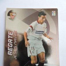 Cromos de Fútbol: 414 - JESUS NAVAS - SEVILLA - CORREGIDO MEGA MAESTROS MGK MEGACRACKS LIGA 2006 2007 06 07 PANINI. Lote 90776018