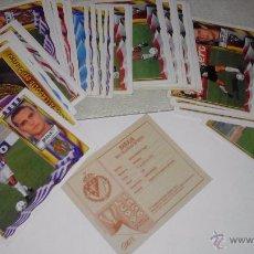 Cromos de Fútbol: LIGA 95-96 ESTE - LOTE 40 CROMOS - TAMBIEN VENTA INDIVIDUAL. Lote 54451228