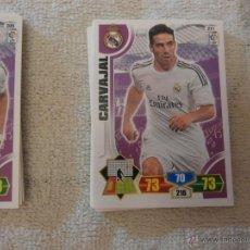 Cromos de Fútbol: 1 CROMO PANINI ADRENALYN XL TEMPORADA 13-14 ( 2013-2014 ) REAL MADRID C.F - Nº 211 - CARVAJAL. Lote 195339055
