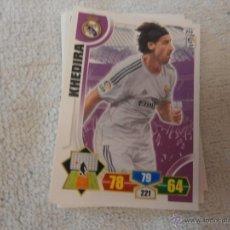 Cromos de Fútbol: 1 CROMO PANINI ADRENALYN XL TEMPORADA 13-14 ( 2013-2014 ) REAL MADRID C.F - Nº 213 - KHEDIRA. Lote 195339155