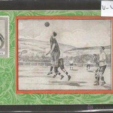 Cromos de Fútbol: JOSE D. LEGARRETA - MEDIO - ATHLETIC CLUB BILBAO - SERIE B - NUM 17 - VER REVERSO - (V-4437) . Lote 54469835