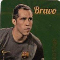 Cromos de Fútbol: #5/45 BRAVO BARCELONA GOLDSTAR DORADO LIMITED EDITION 2015 2016 MUNDICROMO 15 16. Lote 54551909