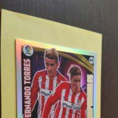 Cromos de Fútbol: ADRENALYN XL 2015 15 - 2016 16 Nº 429 GRIEZMANN / FERNANDO TORRES - DUOS IMPARABLES. Lote 206601713