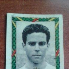 Cromos de Fútbol: CROMO ZARRAGA REAL MADRID AÑOS 50. Lote 54580334