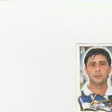 Cromos de Fútbol: CROMO DE FUTBOL LOREN REAL SOCIEDAD LIGA ESTE 2000-2001/00-01 SIN PEGAR. Lote 54584281