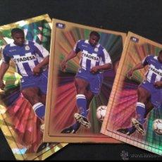 Cromos de Fútbol: 80 ANDRADE - R.C. DEPORTIVO - MUNDICROMO FICHAS LIGA 2005 LOTE BRILLO LISO - CUADROS - ROMBOS. Lote 54596229