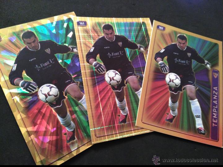 161 ESTEBAN - SEVILLA F.C. - MUNDICROMO FICHAS LIGA 2005 05 LOTE BRILLO LISO - CUADROS - ROMBOS (Coleccionismo Deportivo - Álbumes y Cromos de Deportes - Cromos de Fútbol)