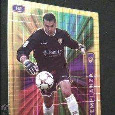 Cromos de Fútbol: 161 ESTEBAN - SEVILLA F.C. - MUNDICROMO FICHAS LIGA 2005 05 BRILLO CUADROS. Lote 54617066