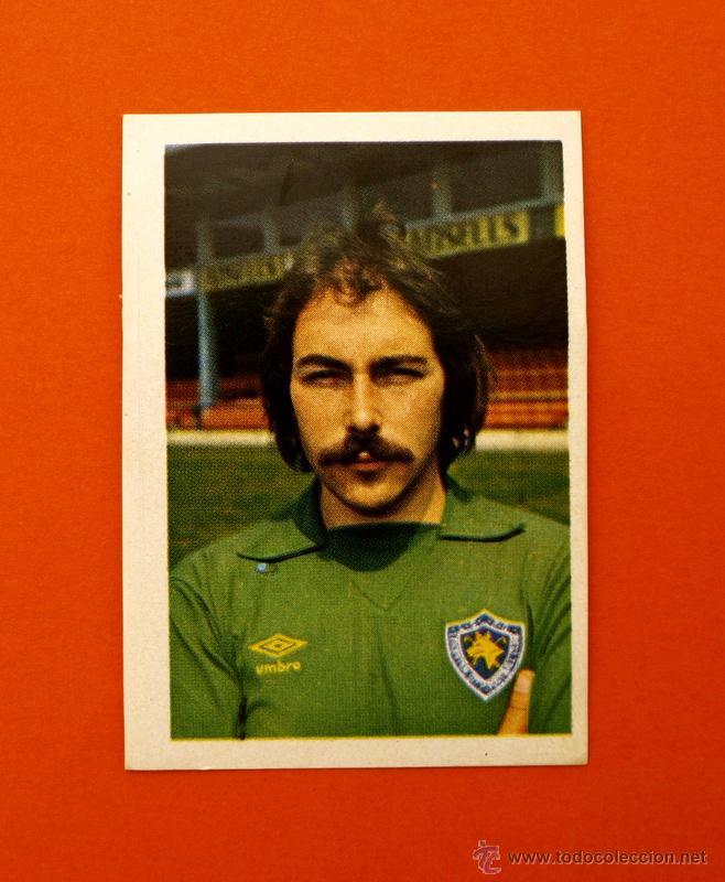LEICESTER CITY-WALSALL - Mark Wallington nº 137 - Soccer 81 - 1980-1981, 80-81 - Nunca pegado segunda mano