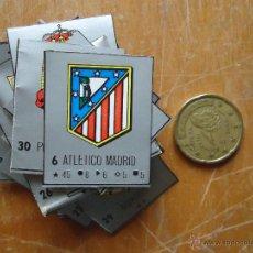 Cromos de Fútbol: CROMO REVISTA FUTBOL ESCUDO 3,5 X 2,6 - CLUB 1ª DIVISION 50 AÑOS DE LIGA - ATLETICO DE MADRID. Lote 54801434
