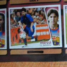 Cromos de Fútbol: MESSI COLOCA DEL BARCELONA ALBUM ESTE LIGA 2004 - 2005 ( 04 - 05 ). Lote 54810687