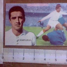 Cromos de Fútbol: CROMO RECUPERADO ED DISGRA FHER LIGA 1962 63 62 SEVILLA CAMPANAL. Lote 54828387