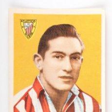 Cromos de Fútbol: CROMO FUTBOL DE VENANCIO ATLETICO BILBAO. Lote 55109921