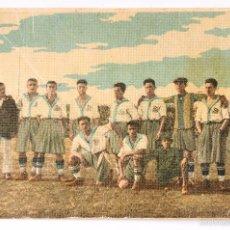 Cromos de Fútbol: CROMO FUTBOL C.D. EUROPA - LOS GRANDES EQUIPOS DE FUTBOL - SERIE II Nº 37 - AÑO 1922-23. Lote 55109985