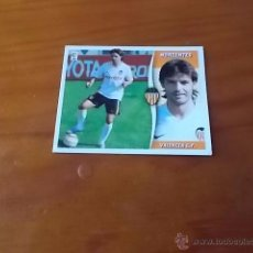 Cromos de Fútbol: CROMO ESTE 06/07/ MORIENTES / VALENCIA / /NUEVO. Lote 55147811