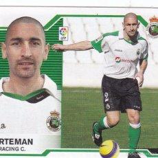 Cromos de Fútbol: ESTE 2007 2008.- ORTEMAN (MERCADO INVIERNO) - RACING SANTANDER. NUEVO SIN PEGAR . Lote 55202443