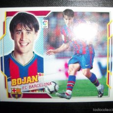 Cromos de Fútbol: BOJAN DEL BARCELONA ALBUM ESTE LIGA 2010 - 2011 ( 10 - 11 ). Lote 263179810