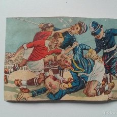 Cromos de Fútbol: CROMO FUTBOL CHOCOLATES AMATLLER NUM 19 . Lote 55878094