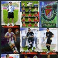 Cromos de Fútbol: 9 FICHAS DIFERENTES DE LA LIGA 2008 09 - COLECCION OFICIAL DE TRADING CARDS DE MUNDI CROMO - LOTE 73. Lote 55906130