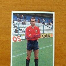 Cromos de Futebol: OSASUNA - PURROY - CROMOS CANO 1985-1986, 85-86 - NUNCA PEGADO. Lote 56090608