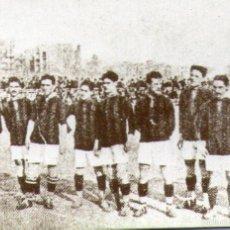 Cromos de Fútbol: CATALUNYA, PORTA DEL MUNDIAL 82 - CROMO Nº 81 - EQUIPO DEL BARÇA DE 1912 - NUNCA PEGADO.. Lote 56180066