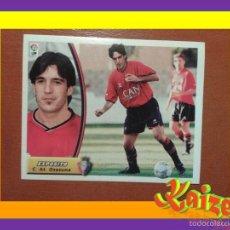 Cromos de Fútbol: EXPOSITO. OSASUNA. SIN PEGAR. EDICIONES ESTE. LIGA 2003/04. 03/04. Lote 56183651