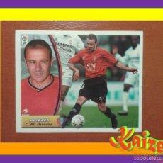 Cromos de Fútbol: ALFREDO. OSASUNA. SIN PEGAR. EDICIONES ESTE. LIGA 2003/04. 03/04. Lote 99994372