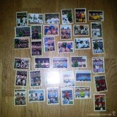 Cromos de Fútbol: LOTE 39 CROMOS ADHESIVOS LIGA ESTE 78 / 79. SIN PEGAR. Lote 56224546