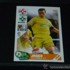 Cromos de Fútbol: PLAY LIGA 2007/08 – 172 JOSICO - VILLARREAL CF - PANINI - 07/08 . Lote 56328569