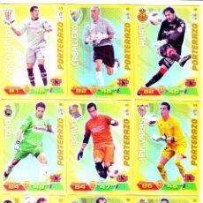 Cromos de Fútbol: FÚTBOL JAVI VARAS SEVILLA PORTERAZO ADRENALYN XL 2011 2012 PANINI . Lote 56513473
