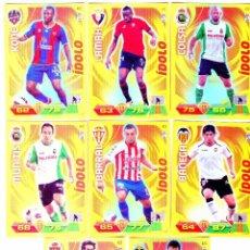 Cromos de Fútbol: FÚTBOL BARRAL SPORTING GIJÓN IDOLO ADRENALYN XL 2011 2012 PANINI . Lote 56513546
