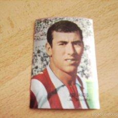 Cromos de Fútbol: ED. FHER 1966-67 ADELARDO ( AT.MADRID ). Lote 56589944