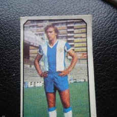 Cromos de Fútbol: XX EDICIONES ESTE 77 78 1977 1978 FLORES ESPANYOL ESPAÑOL U F 18 DESPEGADO. Lote 56733529