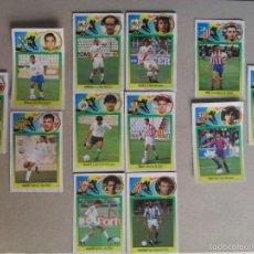 Cromos de Fútbol: LOTE DE COLOCAS, BAJAS Y FICHAJES LIGA ESTE 1993 - 1994. Lote 56826525