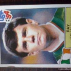 Cromos de Fútbol: CROMO PANINI MUNDIAL USA 1994 - 94 - RAY HOUGHTON - IRLANDA Nº 332 - SIN PEGAR. Lote 178816600