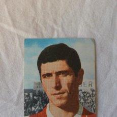 Cromos de Fútbol: CROMO FUTBOL ALBERTO AT. MADRID FHER 1969. Lote 56993288