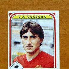 Cromos de Futebol: OSASUNA - 195 ETXEBERRIA - FÚTBOL 84 - PANINI 1983-1984, 83-84 - NUNCA PEGADO. Lote 57044002